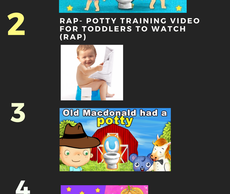 Potty Dance Lyrics   Potty Song Lyrics (video)   Potty training ...