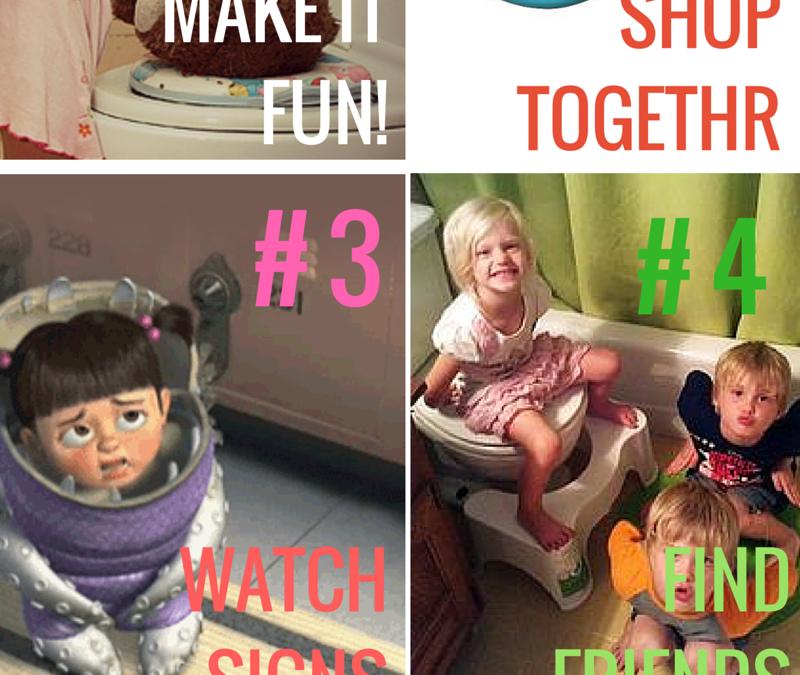 Toilet Poop – 7 tips: if toddler won´t poop in toilet