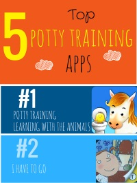Top 5 Potty Training Apps