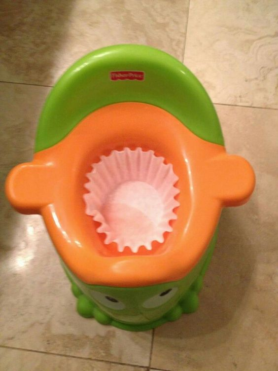 Potty Training Coffee Filter